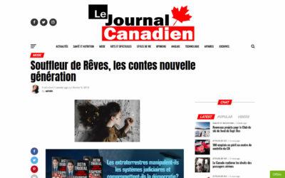 Article dans Le Journal Canadien