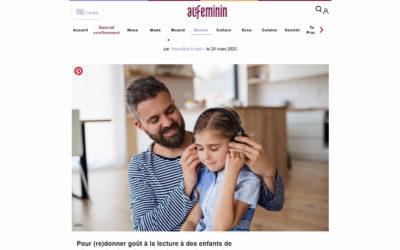 Article sur AuFéminin.com