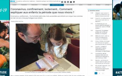 Article dans Actu.fr