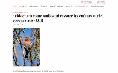 Article sur Educ'France