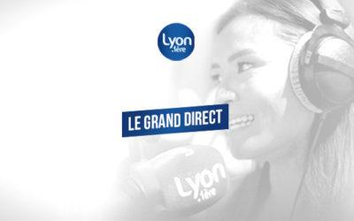 A la découverte des régions sur Lyon 1ère