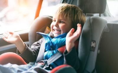 Survivre à un long trajet en voiture avec ses enfants !